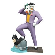 Batman: TAS Joker Laughing Fish Gallery Statue