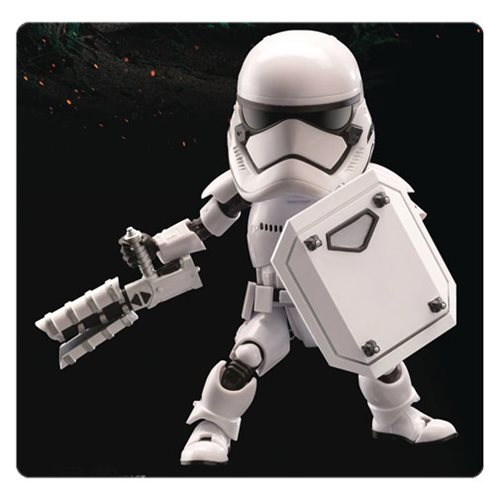 Star Wars Riot-Control Stormtrooper Egg Attack Figure - PX