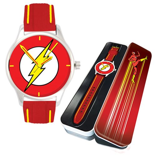The Flash Comic Logo DC Watch Collection #12
