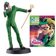 DC Superhero Riddler Best of Figure with Collector Mag #28