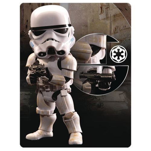 Star Wars Rogue One Stormtrooper Egg Attack Figure - PX