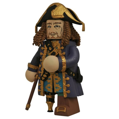 PotC: Dead Men Tell No Tales Barbossa Vinimate Figure