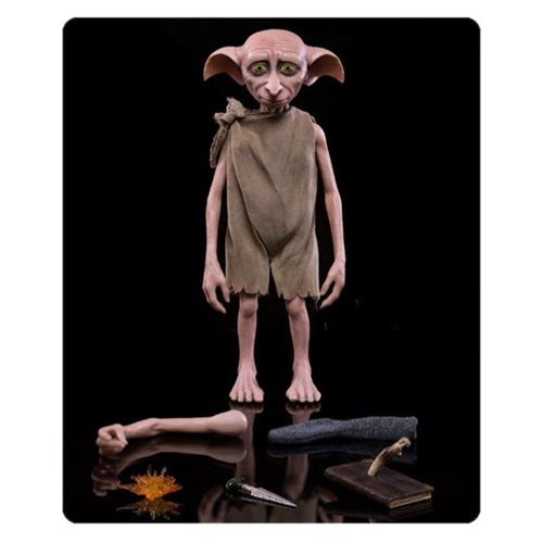 Harry Potter Chamber of Secrets Dobby 1:6 Scale Figure