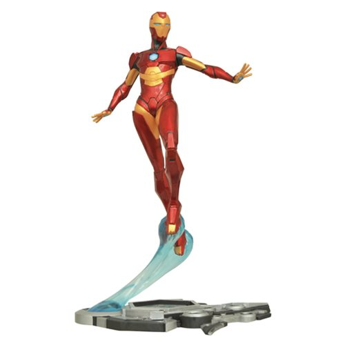 Marvel Gallery Ironheart Statue