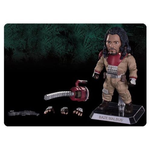 Star Wars Rogue One Baze Malbus Egg Attack Figure - PX