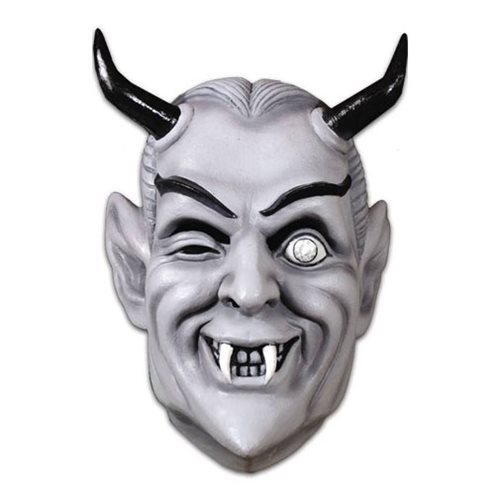 The Twilight Zone Mystic Seer Black and White Mask