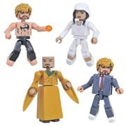 Iron Fist TV Series Minimates Box Set