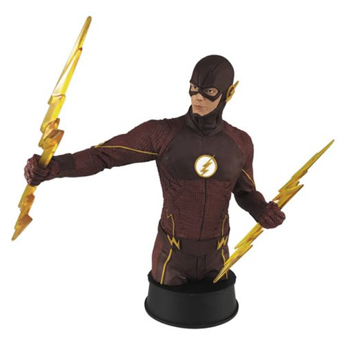 Flash TV Flash Bust - Previews Exclusive