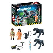 Playmobil 9223 Ghostbusters Venkman, Zuul, and Terror Dogs