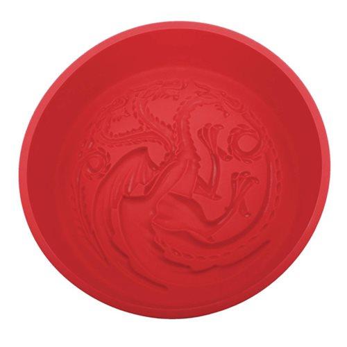 Game of Thrones Targaryen Sigil Silicone Baking Tray