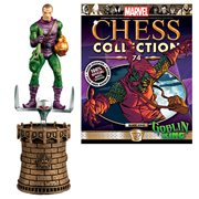 Marvel Goblin King Black King Chess Piece with Magazine #74