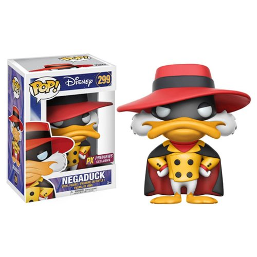 Darkwing Duck Negaduck Pop! Vinyl Figure - PX