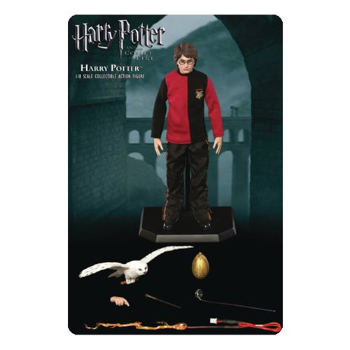 Harry Potter Goblet of Fire Champion Harry 1:8 Scale Figure