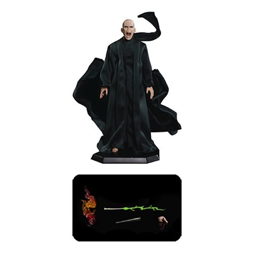 Harry Potter Goblet of Fire Lord Voldemort 1:8 Scale Action Figure