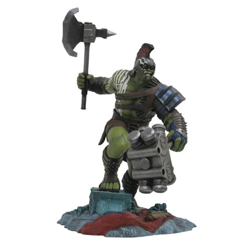 Marvel Gallery Thor Ragnarok Hulk Statue