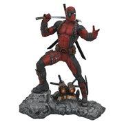 Marvel Premier Collection Deadpool Statue