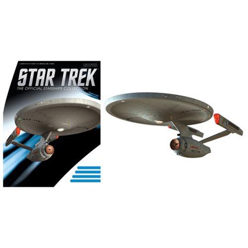 Star Trek Starships Phase II Enterprise Vehicle & Mag #5