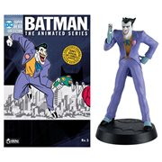 Batman: The Animated Series Joker Figure with Magazine #5