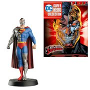 DC Superhero Best Of Figure Cyborg Superman with Mag. #48