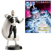 DC Superhero Best Of Figure Dr. Light with Magazine #49