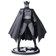 Batman Black and White 1st Appearance by Bob Kane Figure