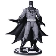 Batman Black and White Batman by Greg Capullo Action Figure