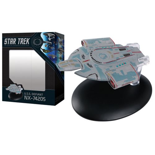 Star Trek Starships Best Of #7 U.S.S. Defiant NX-74205 Veh.
