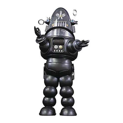 Forbidden Planet Robby the Robot Black Die-Cast Figure - PX
