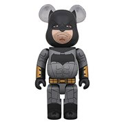Justice League Batman 400% Bearbrick Vinyl Figure