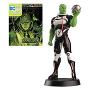 DC Superhero Best Of Brainiac Figure with Collector Mag. #55