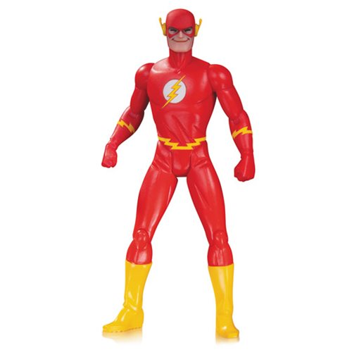 DC Designer Series Flash by Darwyn Cooke Action Figure