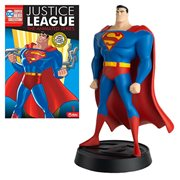 DC Justice League TAS Series 1 Superman Statue with Mag. #1
