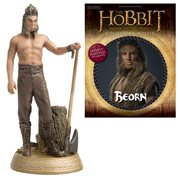 The Hobbit Beorn Figure with Collector Magazine #19