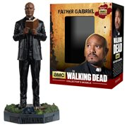 The Walking Dead Father Gabriel Figure with Magazine #11
