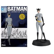 Batman: TAS Ser. 2 Catwoman Statue with Magazine #5