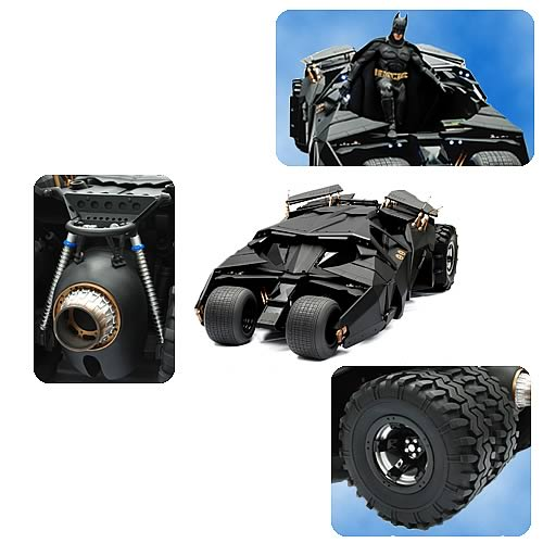 Batman: The Dark Knight 1:6 Scale Batmobile