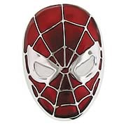 Spider-Man Mask Belt Buckle