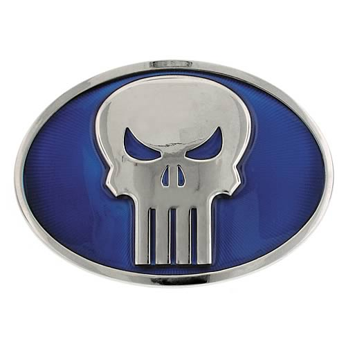 Punisher Skull Belt Buckle