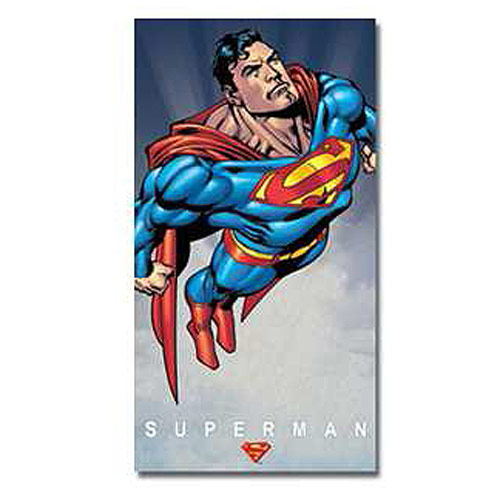 Superman Classic DC Comics Tin Sign