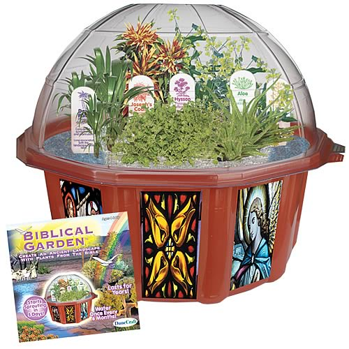 Biblical Garden Terrarium Kit