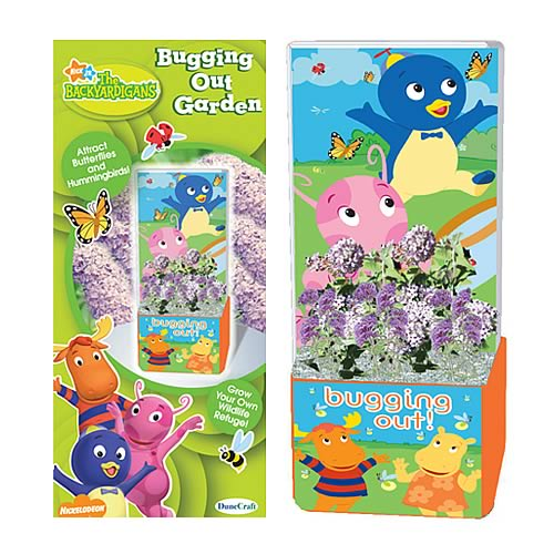 The Backyardigans Bugging Out Garden
