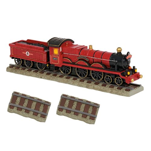 Harry Potter Village Hogwarts Express Statue