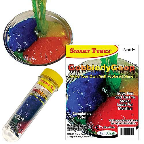 Gobbledy Goop Smart Tube