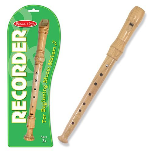 Recorder Toy Musical Instrument