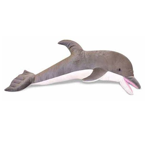 Dolphin Plush Toy