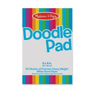 Melissa & Doug 6-inch by 9-inch Doodle Pad