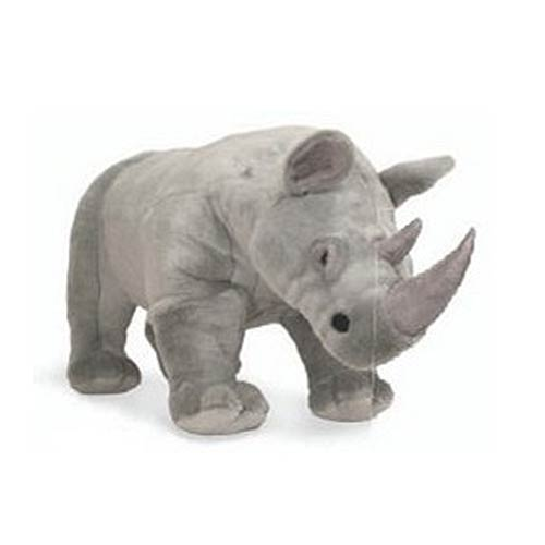 Rhinoceros 36-Inch Plush