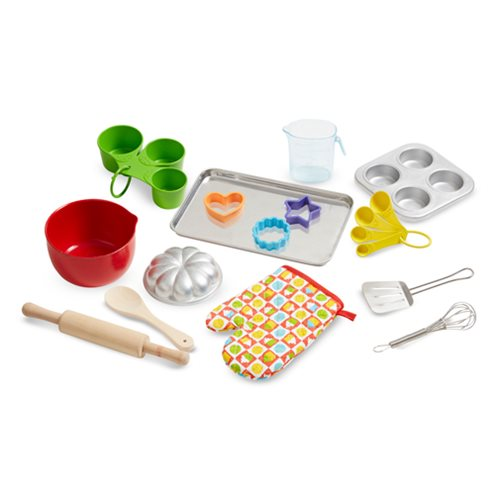 Let's Play House Baking Playset
