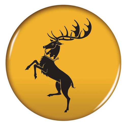 Game of Thrones 2 1/4-Inch House Baratheon Magnet