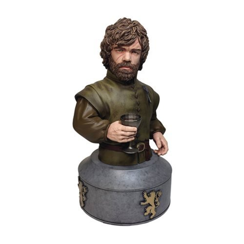 Game of Thrones Tyrion Lannister Bust
